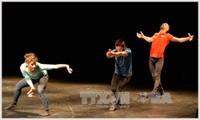 """Ouverture du festival international """"L'Europe rencontre l'Asie en danse contemporaine"""""""