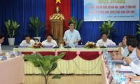 Vuong Dinh Huê: il faut mettre à jour le scénario d'adaptation au changement climatique