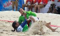Jeux de plage asiatiques: 5 nouvelles médailles d'or pour le Vietnam