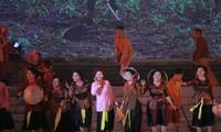 Festival de folklore à Kien Giang