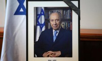 L'adieu à Shimon Peres