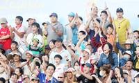 Clôture des 5ème jeux de plage d'Asie ABG5