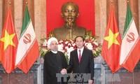 Iran-Vietnam, des partenaires de longue date