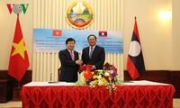 Vietnam-Laos : coopération dans le développement de projets électriques