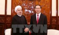 Banquet d'Etat offert en l'honneur du président iranien
