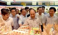 Ho Chi Minh-ville: le Premier ministre sur le front de la sécurité alimentaire