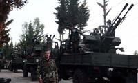 L'armée syrienne reprend Kokab et poursuit sa progression sur d'autres villes