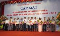 13 octobre, Journée des hommes d'affaires vietnamiens