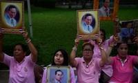Thaïlande: le palais royal publie un bulletin de santé inquiétant du roi