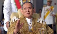 Décès du roi de Thaïlande : message de condoléances du Vietnam