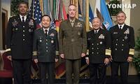 Sud-coréens, Américains et Japonais contre les provocations nord-coréennes