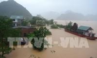 Le Vietnam se prépare à l'arrivée du typhon Sarika