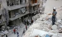 Syrie: la Russie annonce la suspension des bombardements à Alep