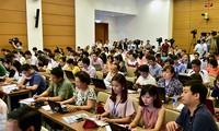 La 2ème session de l'Assemblée nationale adoptera d'importants projets de loi