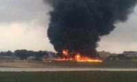 5 Français tués dans un accident d'avion à Malte