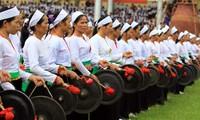 Fête des gongs Mường à Hòa Bình