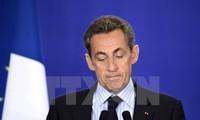 Eliminé dès le 1er tour, Nicolas Sarkozy prend sa retraite politique