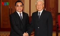 Vietnam-Laos: pour une amitié renforcée