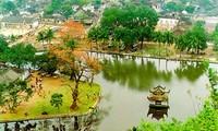 Où peut on se promener en périphérie de Hanoi?