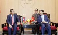Intensifier la coopération Hanoï-Phnom Penh