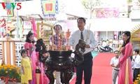 Can Tho rend hommage au célèbre médecin Hai Thuong Lan Ong