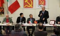 Un séminaire sur l'œuvre révolutionnaire du Vietnam en Italie