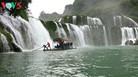 Ban Gioc, les plus grandes chutes d'eau d'Asie du Sud-Est