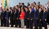 Ouverture du G20 en Argentine