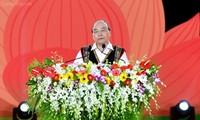 Ouverture du Festival de la culture des gongs du Tây Nguyên 2018