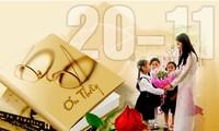 Savez-vous que le 20 novembre, c'est la Journée des enseignants vietnamiens?
