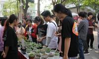 L'environnement et les jeunes vietnamiens