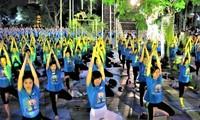 Le yoga au Vietnam