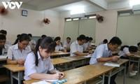Le Covid-19 pertube-t-il les examens au Vietnam?