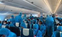 Covid-19: rapatriement de plus de 340 Vietnamiens d'Allemagne et de Roumanie