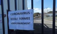 France: des classes pourront fermer dès lundi si un cas de Covid-19 est détecté ce week-end