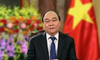 Allocution de Nguyên Xuân Phuc à la réunion informelle des dirigeants de l'APEC