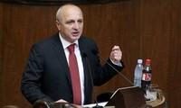 Parlemen Georgia mengesahkan unsur dan program aksi pemerintah baru