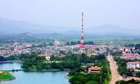 Pembangunan jalan-jalan pedesaan di kampung halaman revolusi Tuyen Quang.