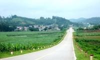 Kabupaten Tho Xuan, provinsi Thanh Hoa membangun pedesaan baru.