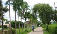 Evaluasi sementara dua tahun pelaksanaan Program Target Nasional tentang pembangunan pedesaan baru daerah Vietnam Utara.
