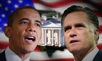 Dua calon presiden Amerika Serikat untuk pertama kalinya melakukan perdebatan di depan layar televisi.