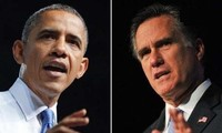 Calon presiden  Mitt Romney memperlebar keuggulannya terhadap Presiden Barack Obbama dalam pemilihan Presiden Amerika Serikat - 2012.