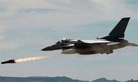 Israel melakukan serangan udara terhadap jalur Gaza untuk membalas tembakan-tembakan roket.