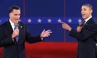Pemilihan Presiden Amerika Serikat 2012: Presiden Barack Obama memberikan suara  lebih awal.