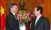 Australia berkomitmen akan terus membantu Vietnam dalam pekerjaan pencegahan dan pemberantasan korupsi