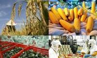 Ekspor hasil pertanian, kehutanan dan perikanan tahun 2012 diprakirakan mencapai lebih dari USD 27,5 miliar
