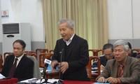Pengurus Besar Front Tanah Air Vietnam memberikan sumbangan pendapat terhadap Rancangan Amandemen UUD- 1992