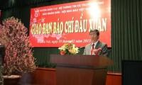 Pers revolusioner Vietnam terus mengabdi usaha membangun dan membela Tanah Air