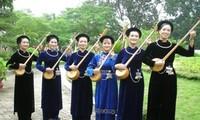 Pesta musim semi semua etnis di Vietnam