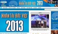 Mencanangkan  pengharaan Talenta Vietnam di kota Ho Chi Minh